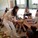 Koncertowanie i zabawy w klimatach Kung Fu