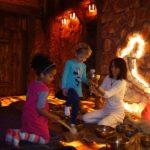 Tarita – zabawy z misami
