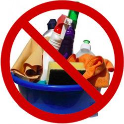 toksyny w środkach czystości