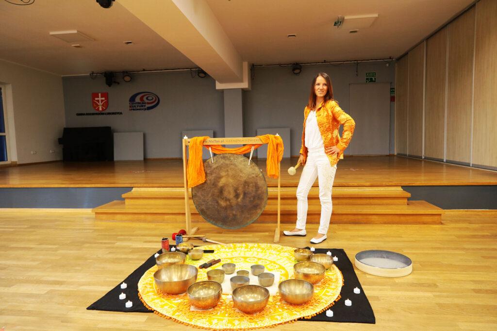 Koncert w Centrum Kultury w Kocmyrzowie